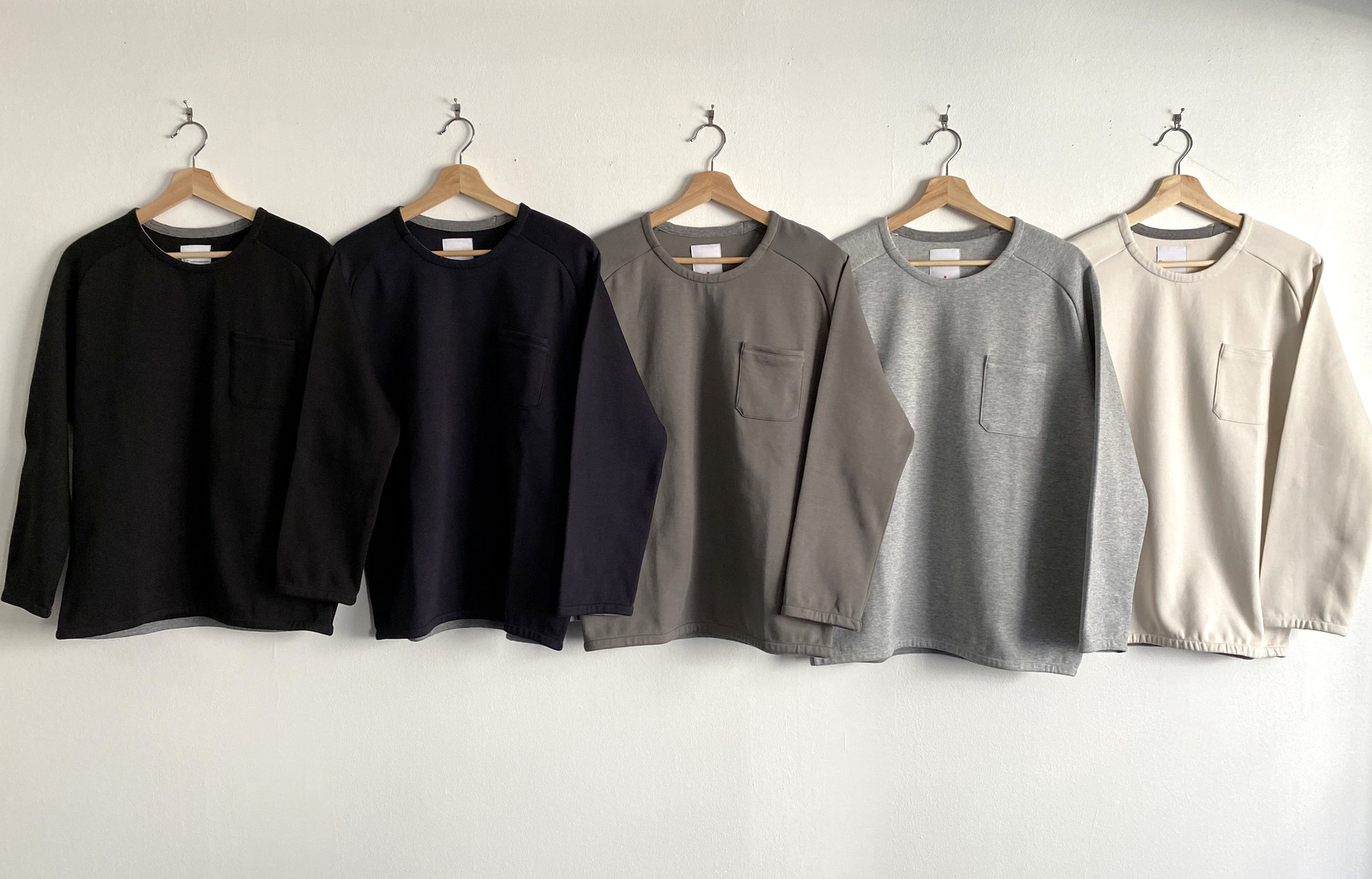 Cotton Jersey Pocket Pull Over_c0379477_13440324.jpg