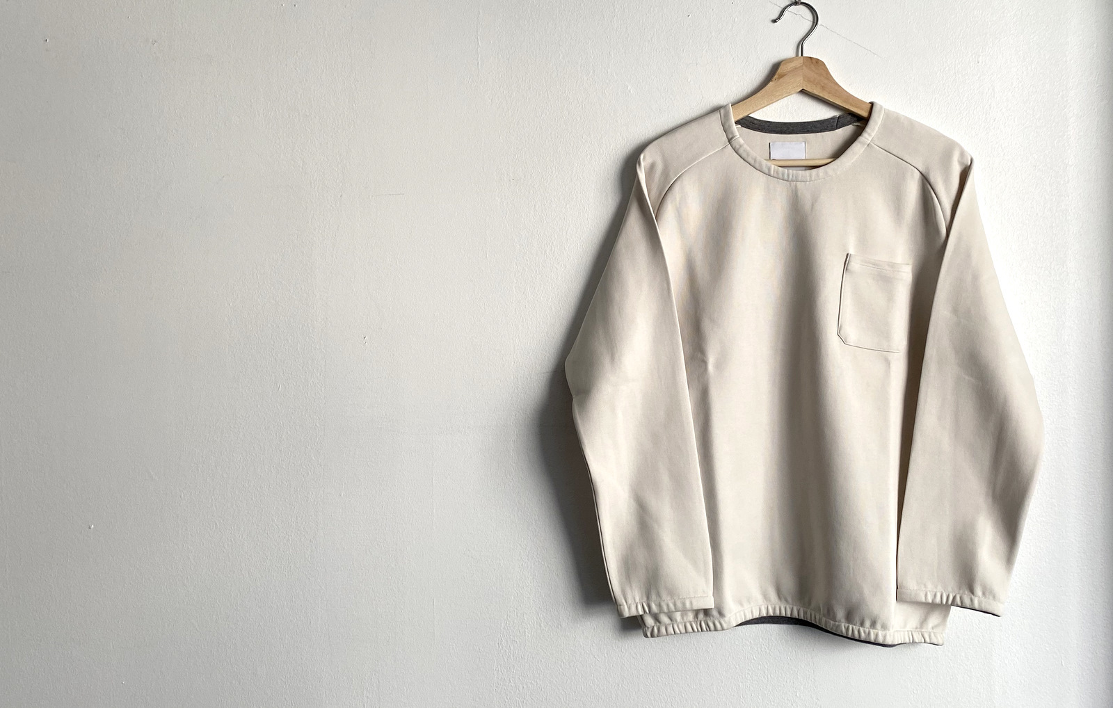 Cotton Jersey Pocket Pull Over_c0379477_13481450.jpg