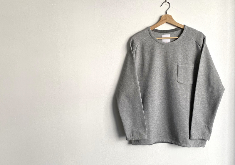 Cotton Jersey Pocket Pull Over_c0379477_13482566.jpg