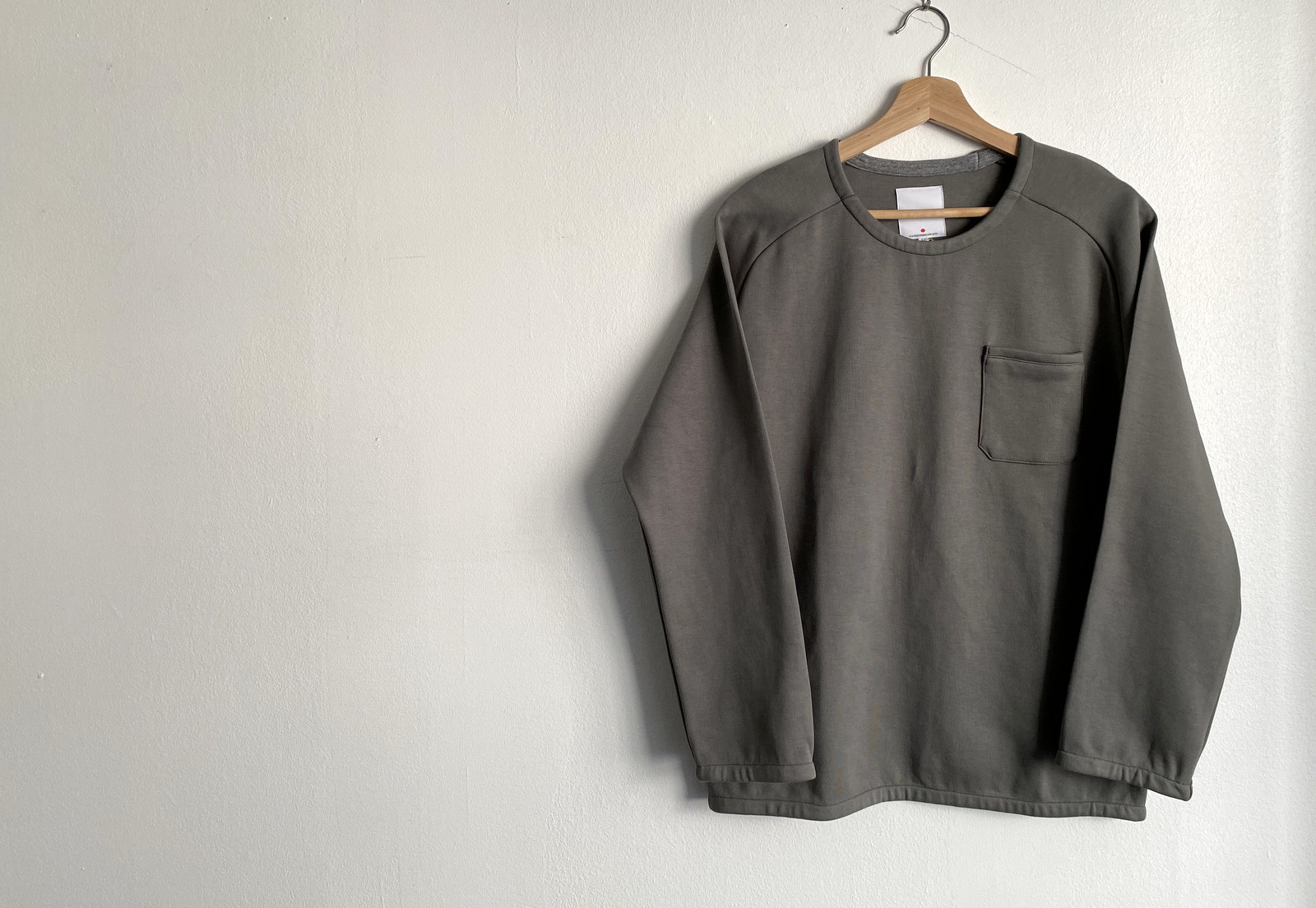 Cotton Jersey Pocket Pull Over_c0379477_13484321.jpg