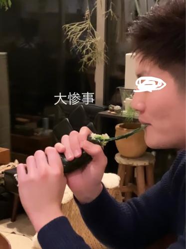 2021恵方巻きとバレンタイン_a0142778_01073153.jpg