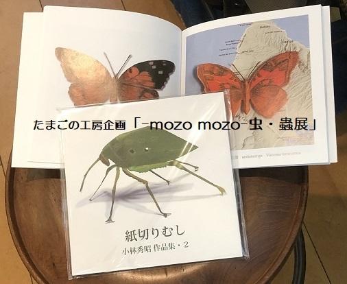 たまごの工房企画「-mozo mozo- 虫・蟲展」 その8_e0134502_19552966.jpg