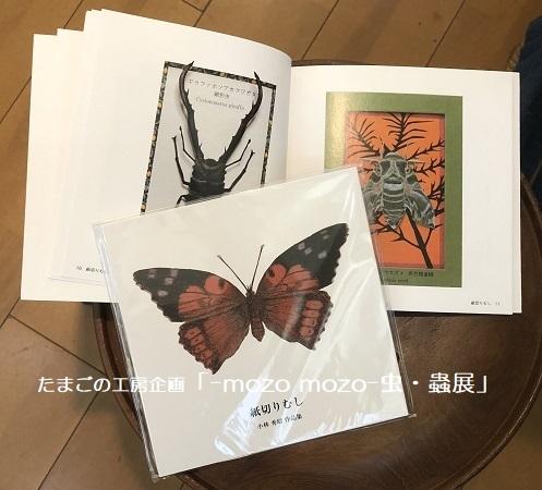 たまごの工房企画「-mozo mozo- 虫・蟲展」 その8_e0134502_19553556.jpg