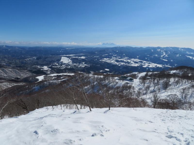 快晴の 大日ケ岳 (1,708M)     登頂 編_d0170615_21512124.jpg