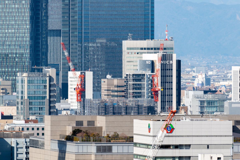 プラウドタワー名古屋錦 建築工事進捗_a0177616_22432724.jpg