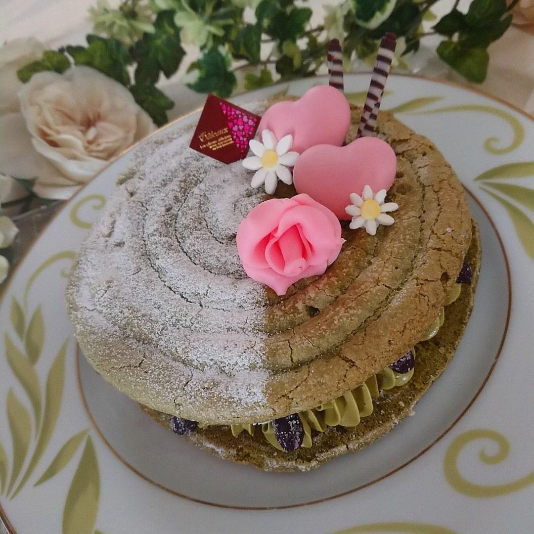 ケーキレシピの動画配信中!!_c0215224_10301538.jpg