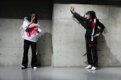 久々に観客ともども舞台を共有出来た「リンゴ企画」公演_d0178431_17421028.jpg