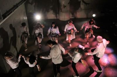 久々に観客ともども舞台を共有出来た「リンゴ企画」公演_d0178431_17590690.jpg
