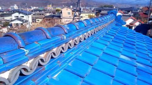 笛吹市 青緑の屋根 其の一_b0242734_21512182.jpg