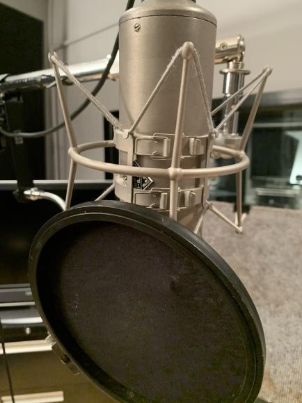 新しいアルバム「Here And Now」Album Update スタジオ再開!_a0150139_16170322.jpeg