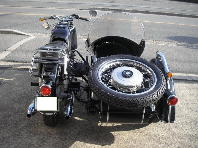 BMW R60+バイワーゲン サイドカー お勧めのサイドカーです。_e0218639_15520733.jpg