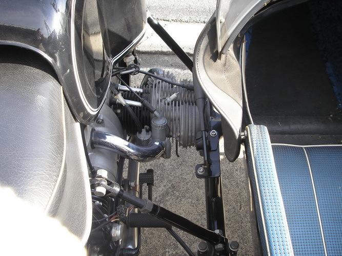 BMW R60+バイワーゲン サイドカー お勧めのサイドカーです。_e0218639_15520893.jpg