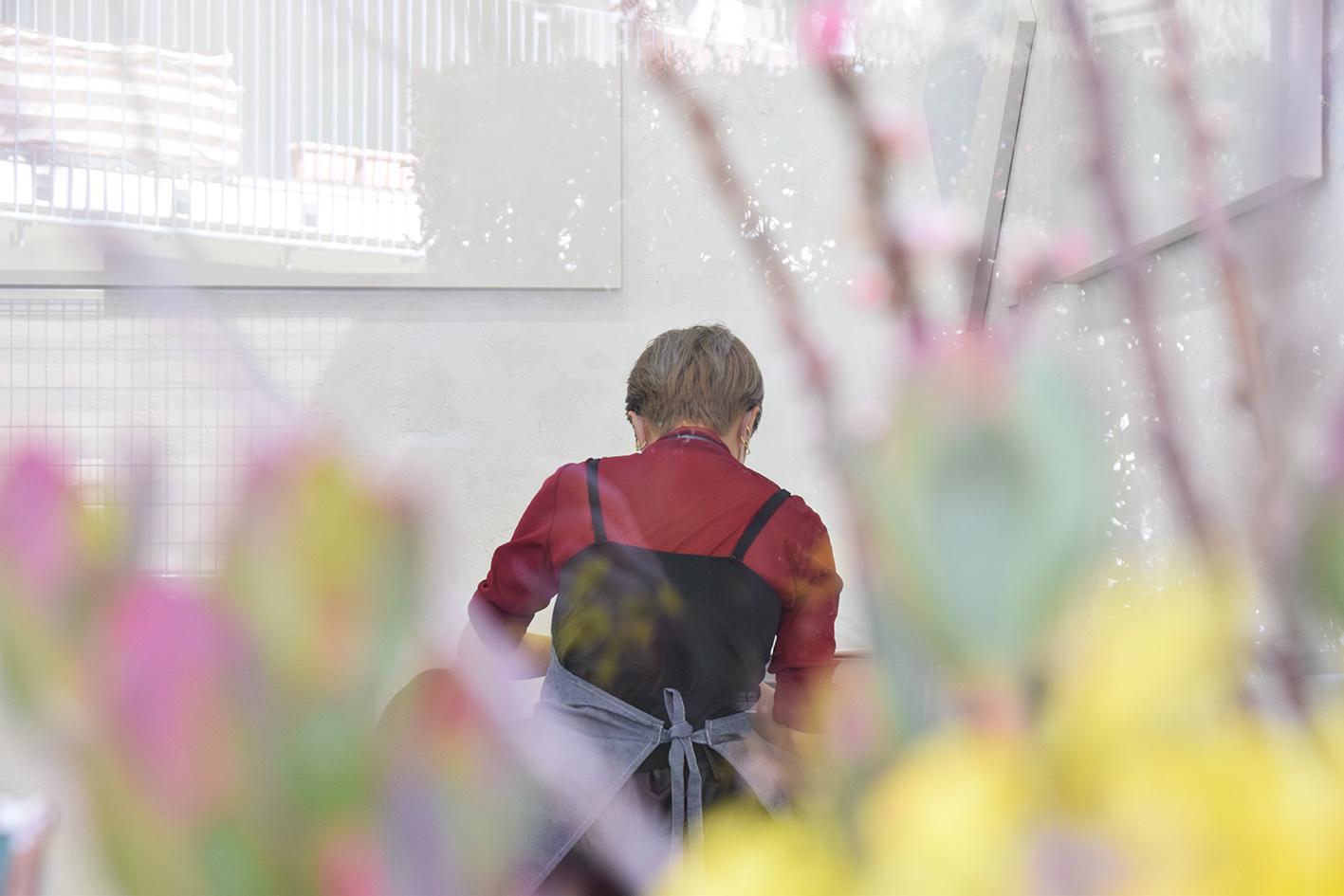 2021.2.24(水) – 3.1(月) 立花 清美 展 where are we? @ 搬入〜初日_e0272050_17515100.jpg