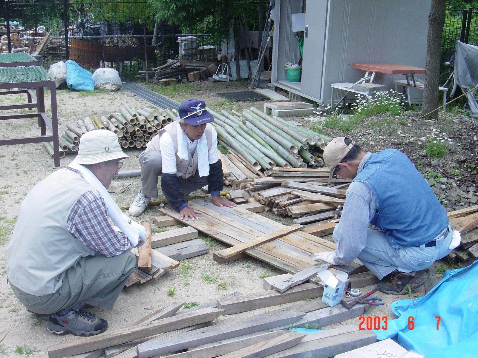 うみべの森の歴史⑬「2003年6月の活動」_c0108460_12033073.jpg