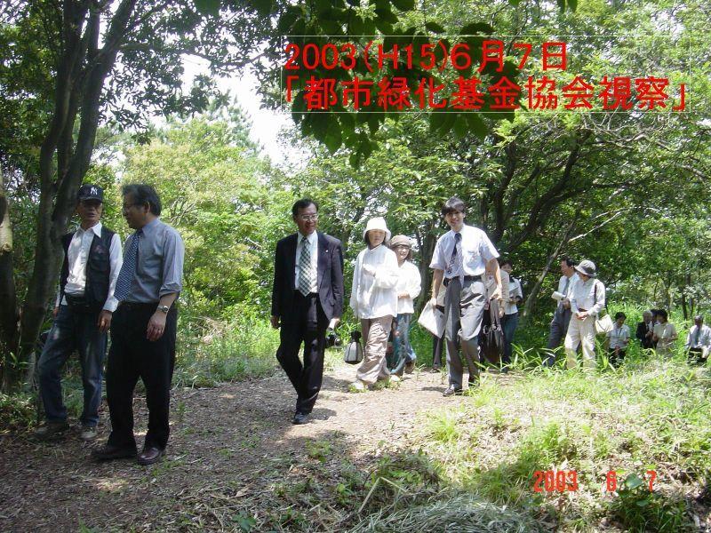うみべの森の歴史⑬「2003年6月の活動」_c0108460_12110344.jpg
