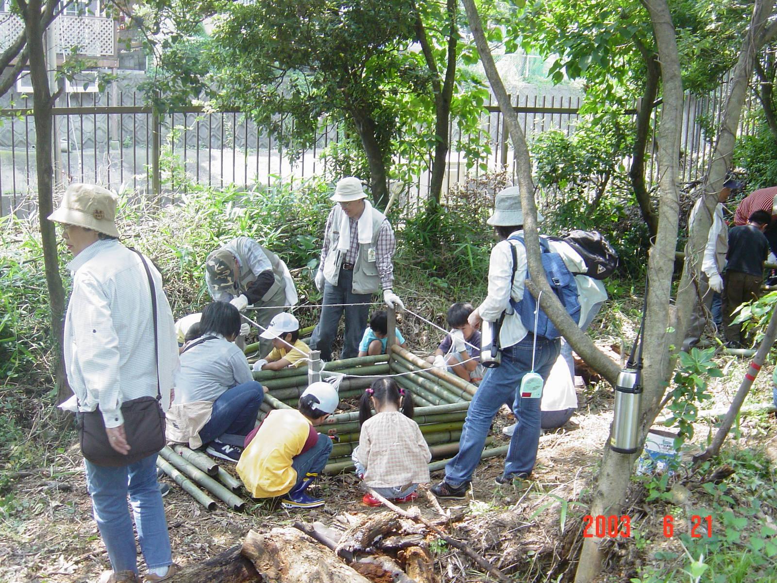 うみべの森の歴史⑬「2003年6月の活動」_c0108460_12325635.jpg