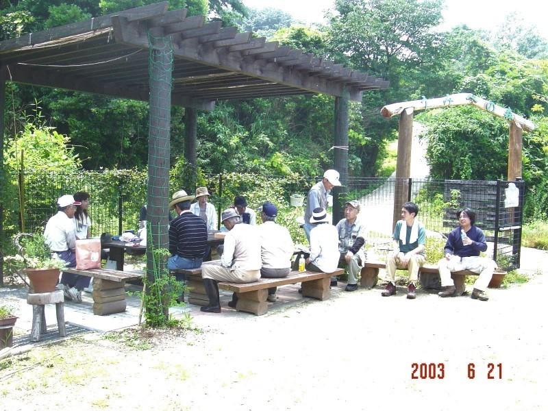 うみべの森の歴史⑬「2003年6月の活動」_c0108460_12353677.jpg