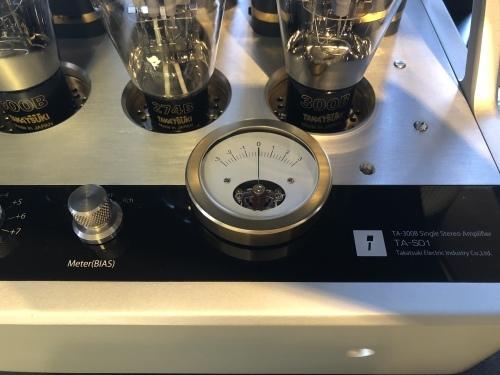 高槻電器の真空管パワーアンプ試聴しました!今週末まで試聴可能!_c0113001_12565713.jpeg