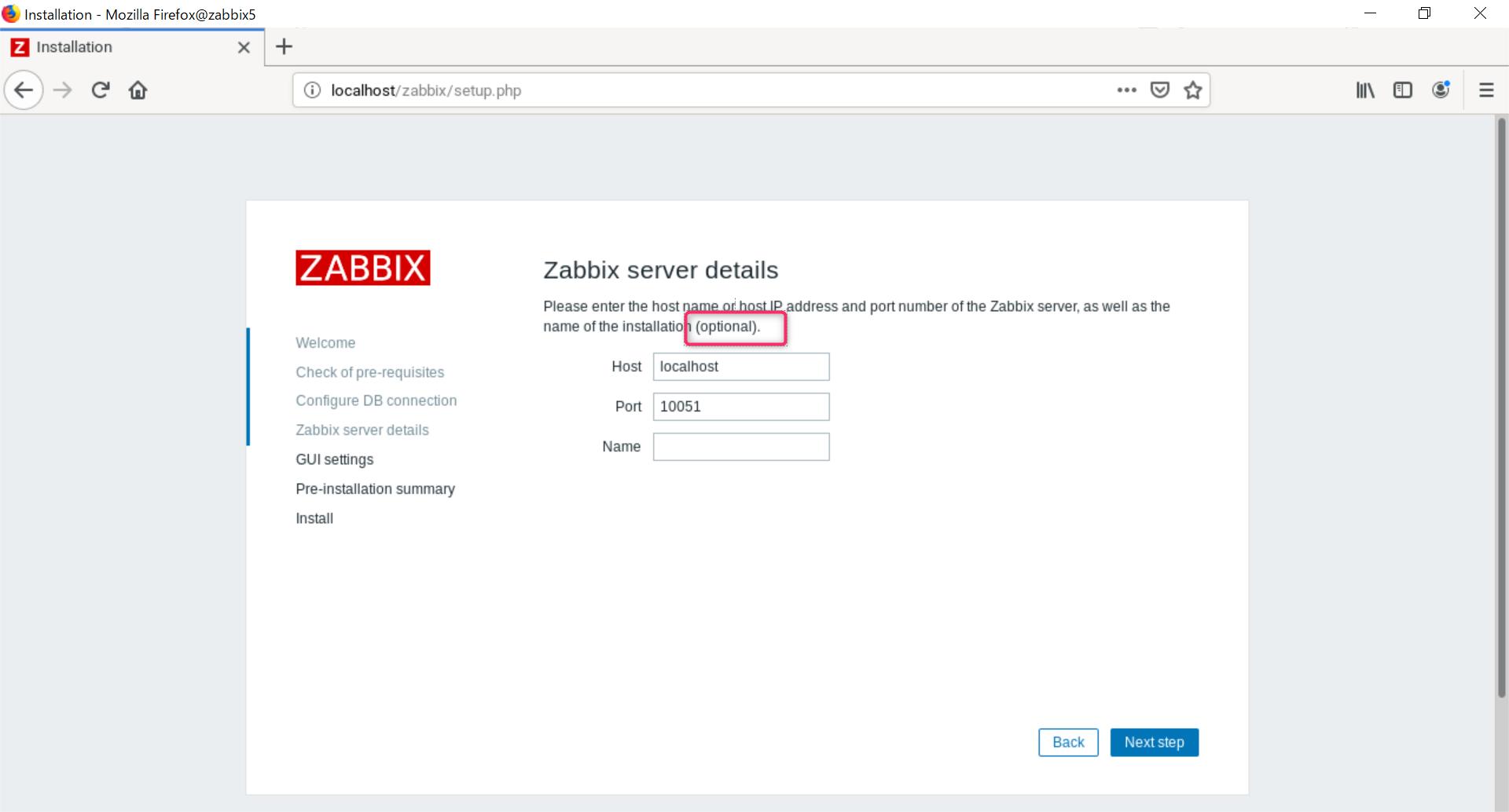 Zabbix 5.2 on openSUSE Leap 15.2 Install_a0056607_13262909.png