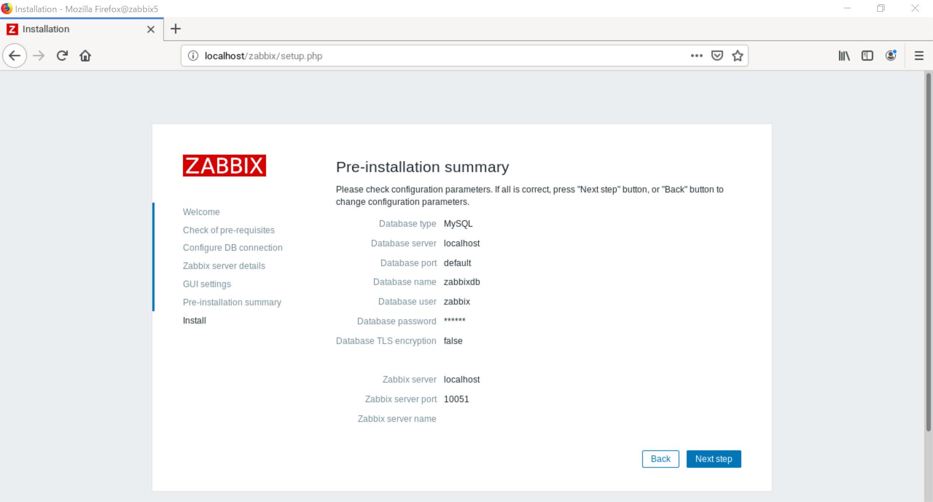 Zabbix 5.2 on openSUSE Leap 15.2 Install_a0056607_13273531.png