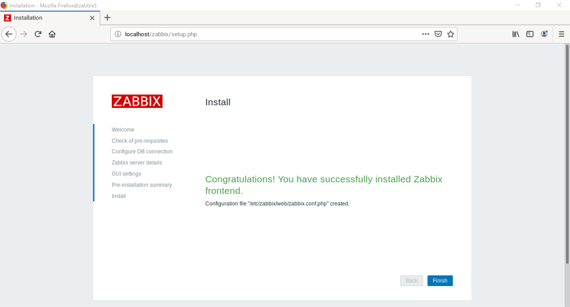 Zabbix 5.2 on openSUSE Leap 15.2 Install_a0056607_13281075.png