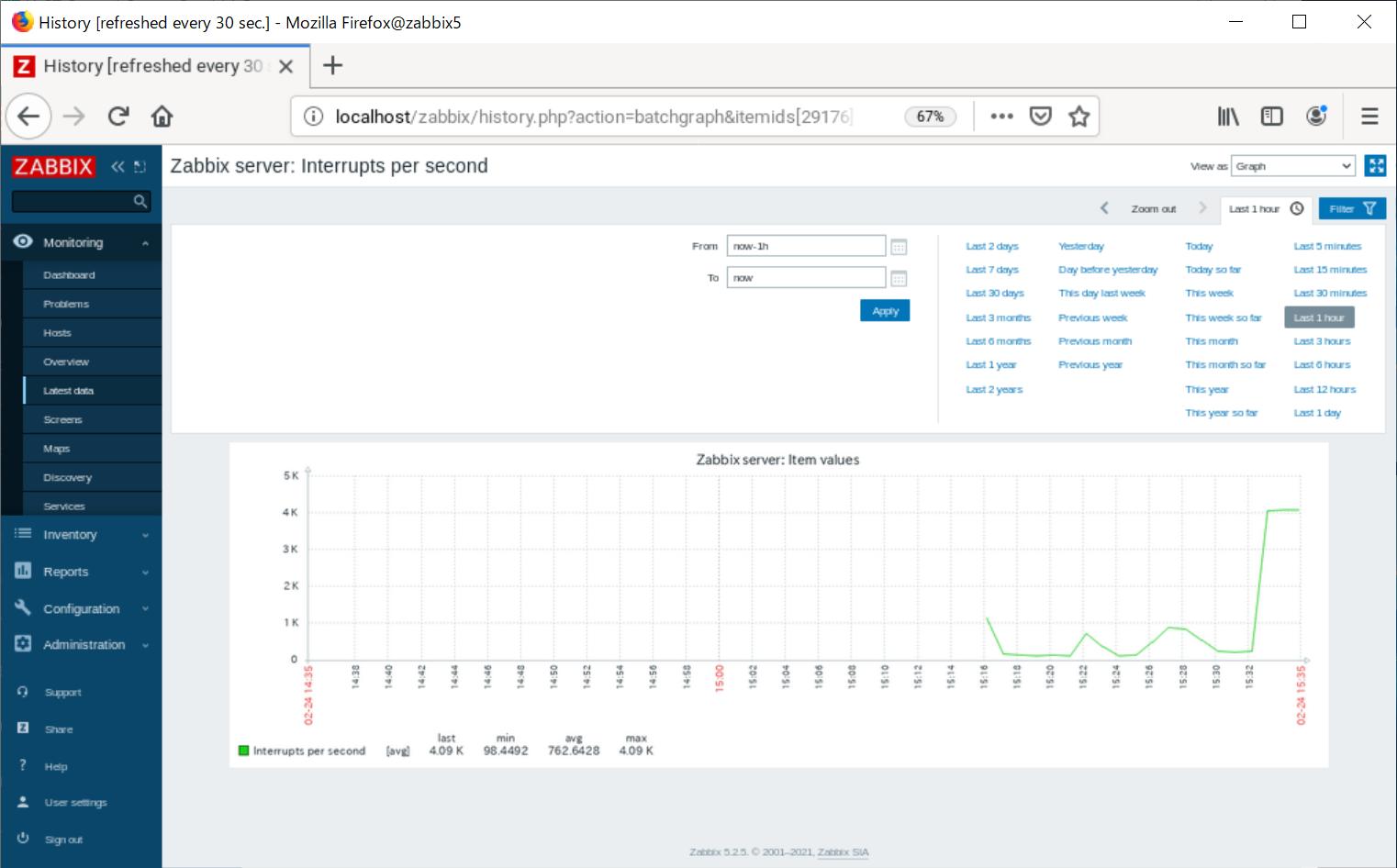 Zabbix 5.2 on openSUSE Leap 15.2 Install_a0056607_13291878.png