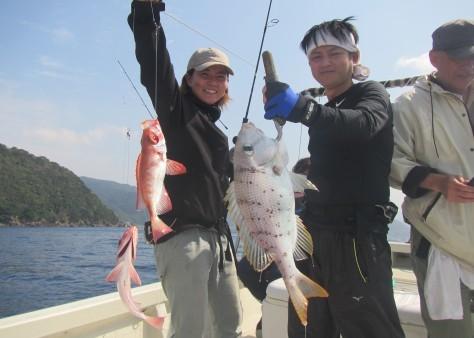 幻のセンネンダイ 「釣る!食べる!」_c0203337_11050517.jpg