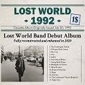 ロシアの暴走バカテク野郎 LOST WORLD BANDがデビュー前のカセット音源を再録リリース!(\'(゚∀゚∩_c0072376_19580105.jpg