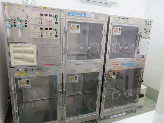 IUCと血液検査機器の増設_f0202601_07311486.jpg