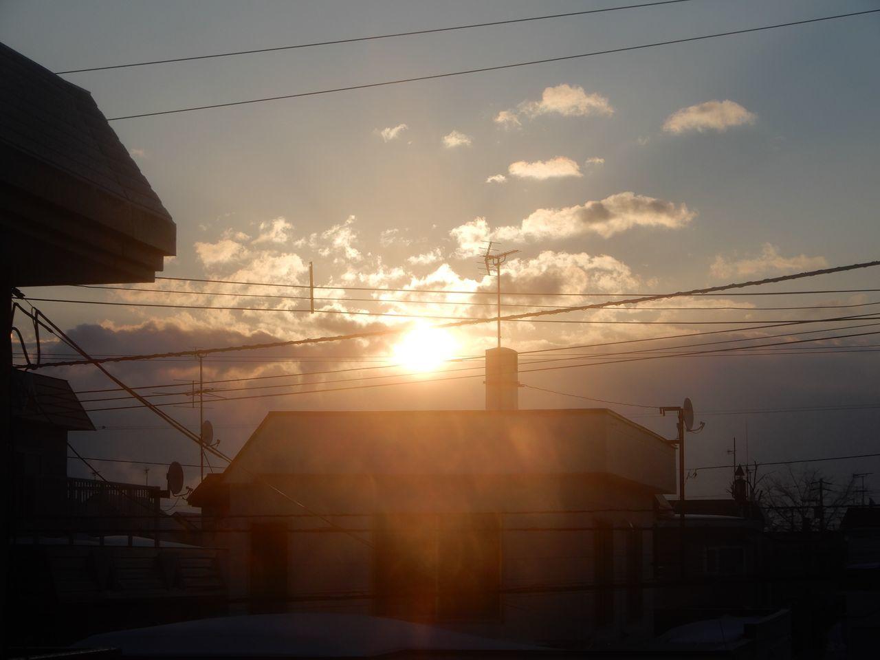 もう太陽のほうが早起きになっていた_c0025115_21542880.jpg