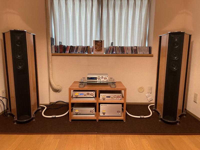 SOUNDPIT:オリジナルオーディオラックの納品_e0404728_17380311.jpg