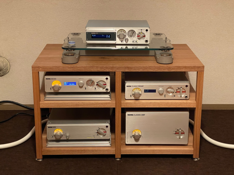 SOUNDPIT:オリジナルオーディオラックの納品_e0404728_17380352.jpg