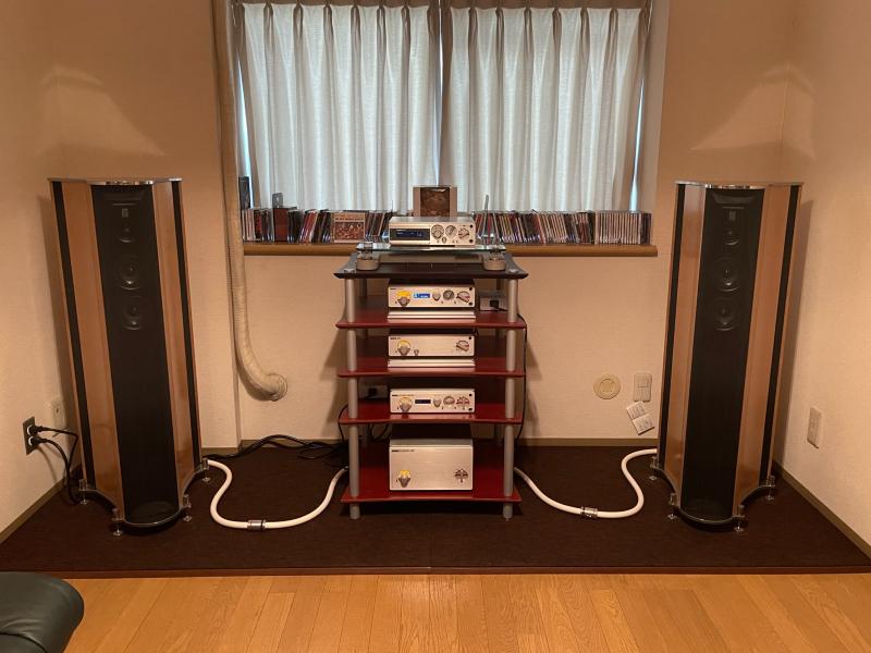 SOUNDPIT:オリジナルオーディオラックの納品_e0404728_17380478.jpg