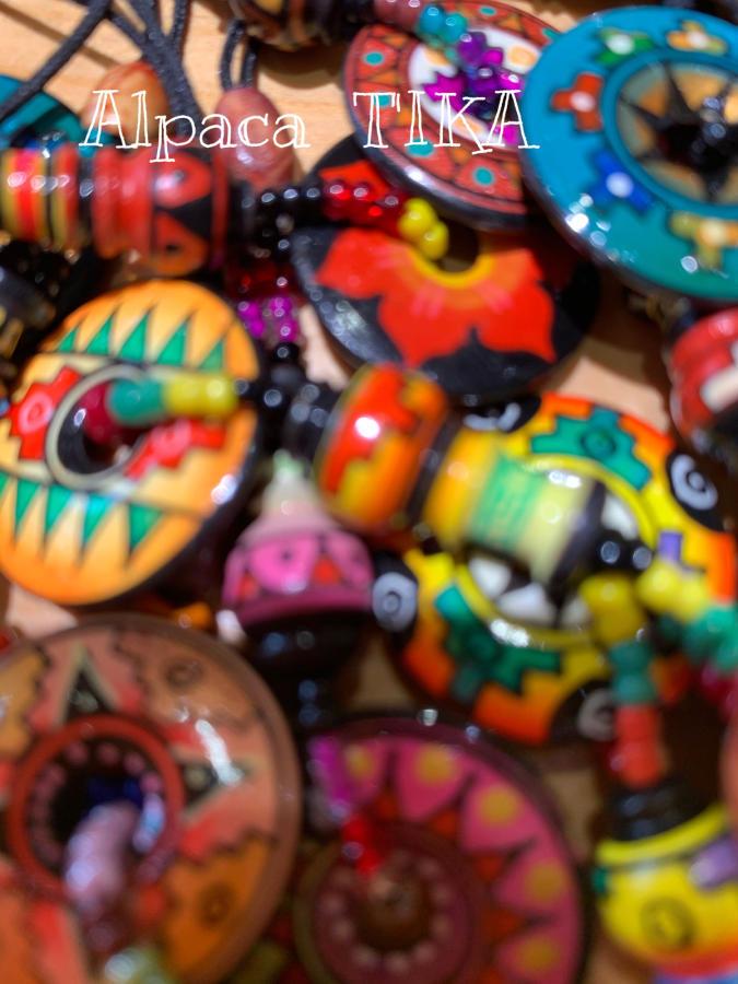 「大切なありがとう」記憶に残る贈り物・インカの開運ストラップ_d0187468_15210640.jpg
