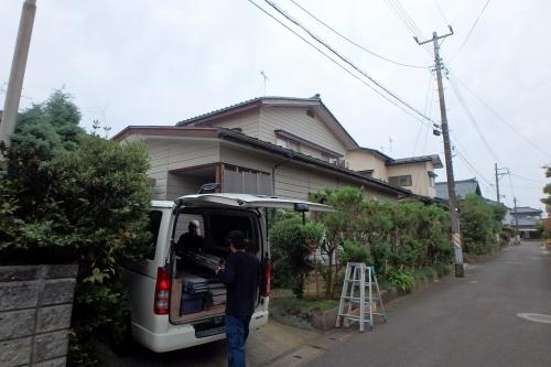 新潟市 屋根葺き替えリフォーム_c0091593_10205043.jpg