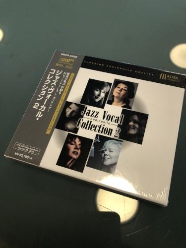 COMBAKの高音質XRCD『ジャズヴォーカルコレクション3』入荷!_c0113001_10365214.jpeg