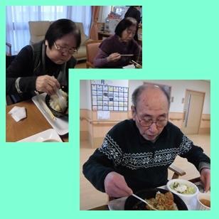 COCO壱番屋テイクアウト☆ショートステイ蜜柑_a0270404_19351950.jpg