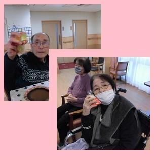 つかみ取り☆ショートステイ蜜柑_a0270404_19352858.jpg
