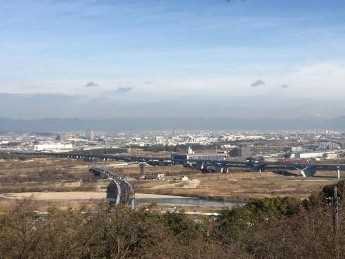 東海道歩き57次③八幡から枚方まで_b0228416_20294052.jpg