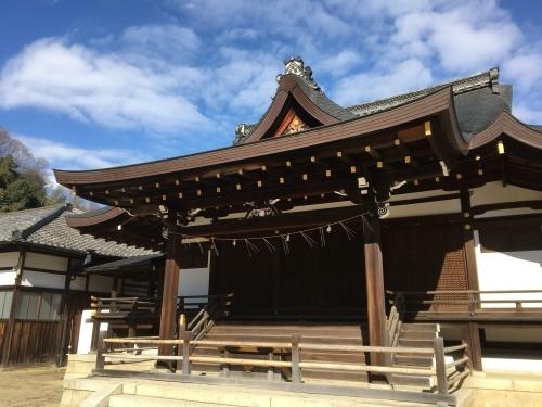 東海道歩き57次③八幡から枚方まで_b0228416_20365457.jpg