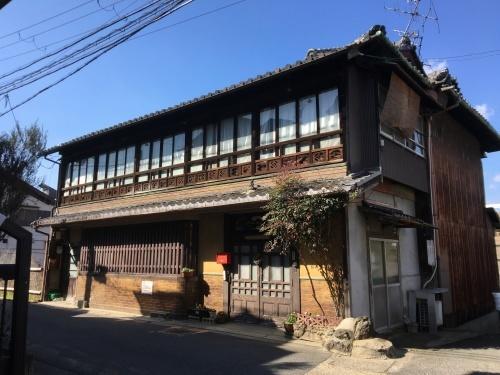 東海道歩き57次③八幡から枚方まで_b0228416_20423035.jpg