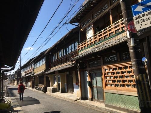 東海道歩き57次③八幡から枚方まで_b0228416_20424282.jpg