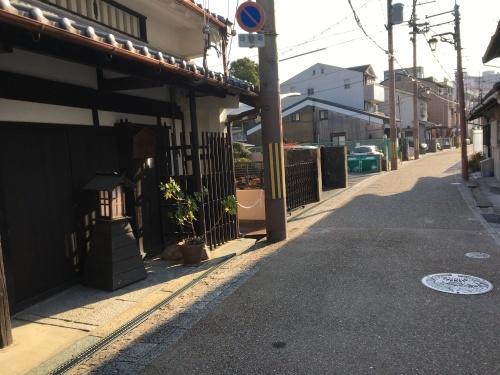 東海道歩き57次③八幡から枚方まで_b0228416_22354429.jpg
