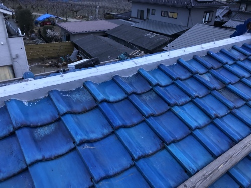 笛吹市 青緑の屋根 其の三_b0242734_00154312.jpeg