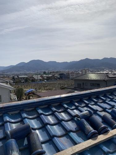 笛吹市 青緑の屋根 其の四_b0242734_21244574.jpeg