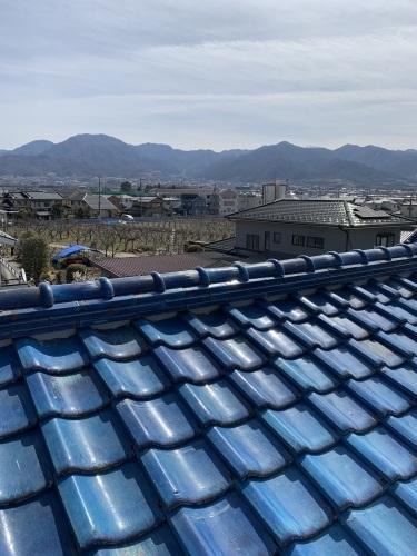 笛吹市 青緑の屋根 其の四_b0242734_21250207.jpeg