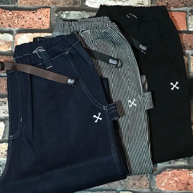 Bluco ブルコ ストレッチ イージー パンツ (OL-008D-021) stretch easy PANTS  10,800円(内税) 入荷_c0094761_10470446.jpg