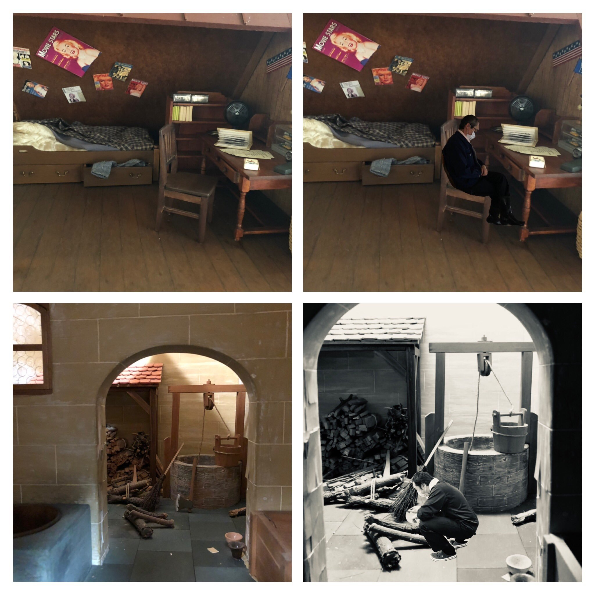 礒貝吉紀ドールハウスの魅力~小さな窓から大きな世界を~展開催 2月19日より4月20日まで_f0168873_10255538.jpg