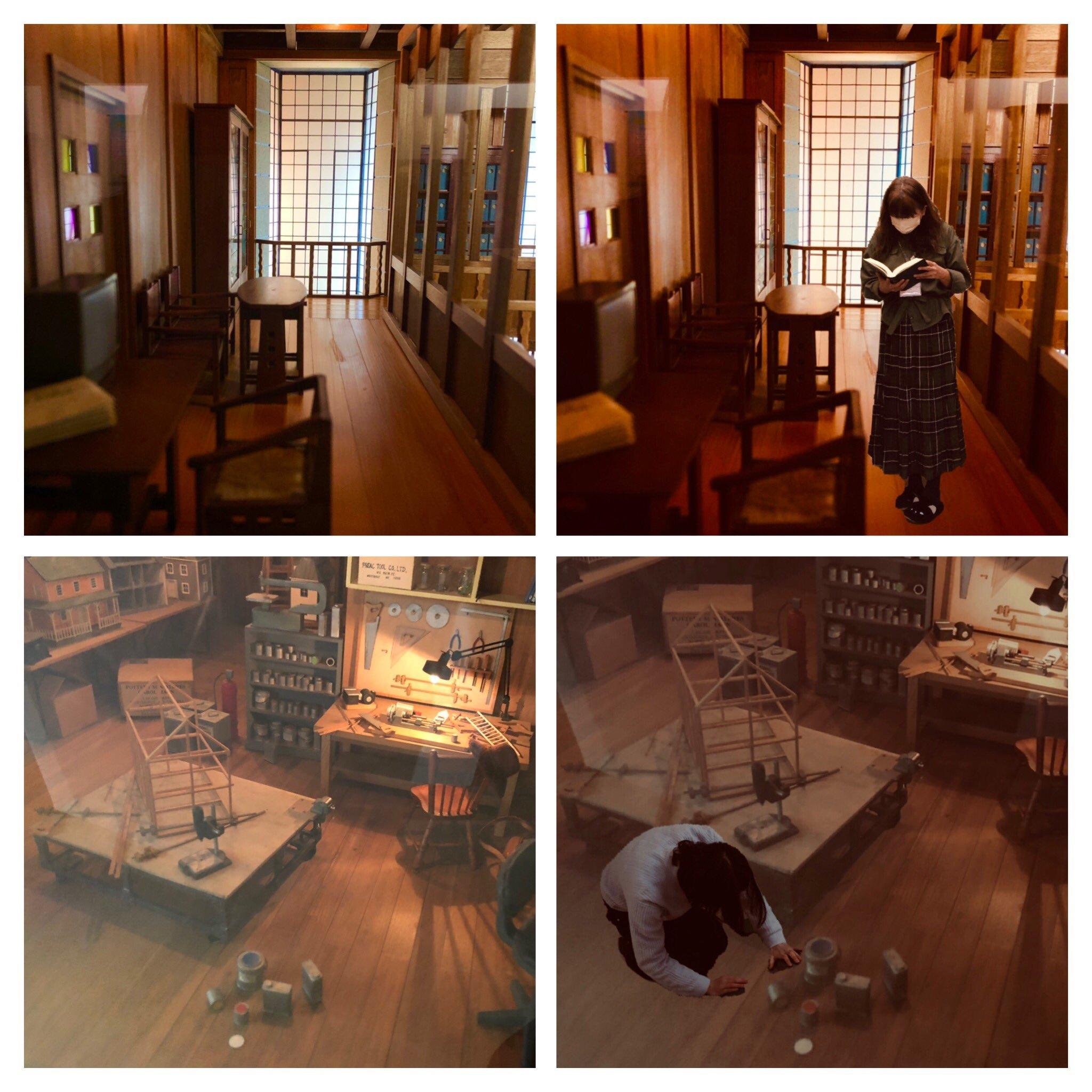 礒貝吉紀ドールハウスの魅力~小さな窓から大きな世界を~展開催 2月19日より4月20日まで_f0168873_10475967.jpg