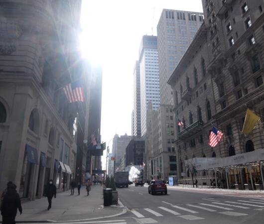 ニューヨークの五番街、バーチャルお散歩動画_b0007805_22583248.jpg